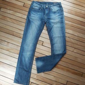 📣2/36$📣 Buffalo Evan-X slim men's jeans size 29
